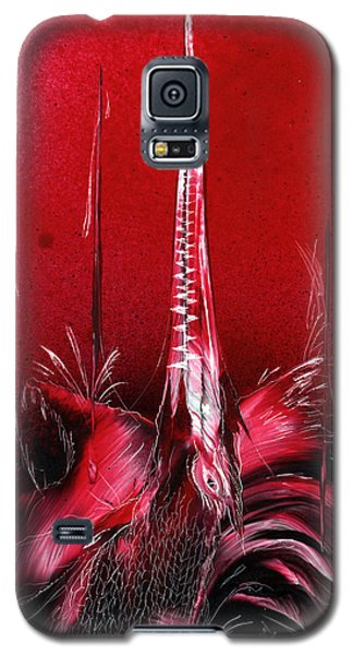 Red Sea Creature Galaxy S5 Case