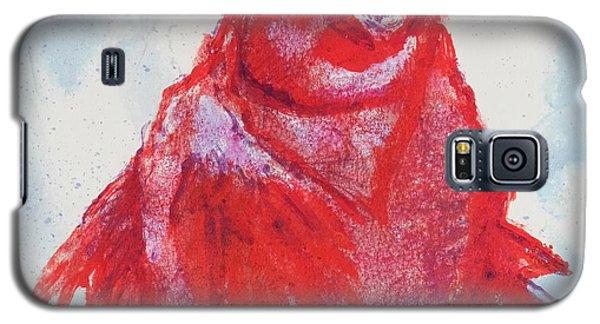 Red Snapper,head  Galaxy S5 Case by Martin Stankewitz