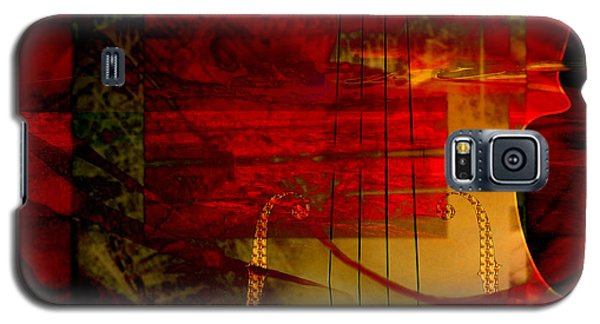 Red Strings Galaxy S5 Case