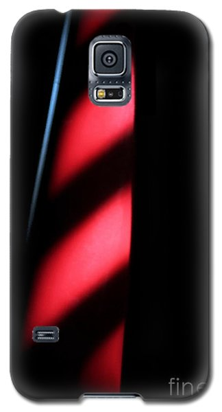 Red Stripes Galaxy S5 Case