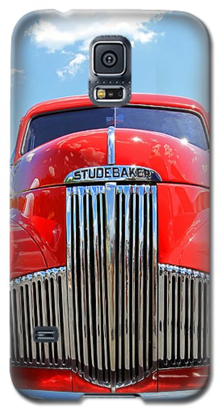 Red Studebaker Galaxy S5 Case