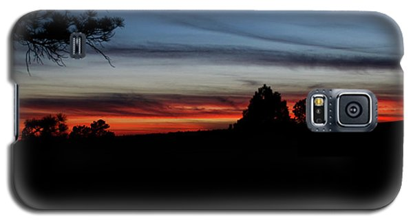 Red Sunset Strip Galaxy S5 Case