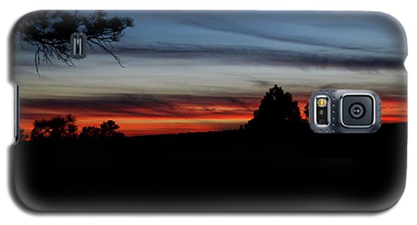 Red Sunset Strip Galaxy S5 Case