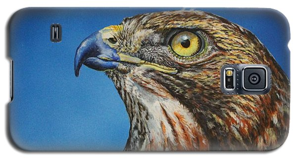 Red-tailed Hawk......honor Galaxy S5 Case