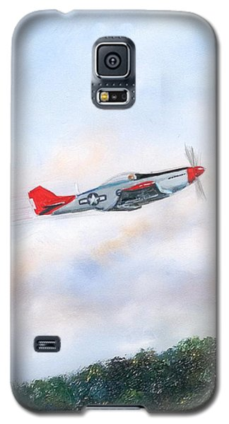 Red Tails Galaxy S5 Case