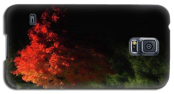 Red Tree Galaxy S5 Case