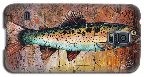 Red Trout Fresco Galaxy S5 Case