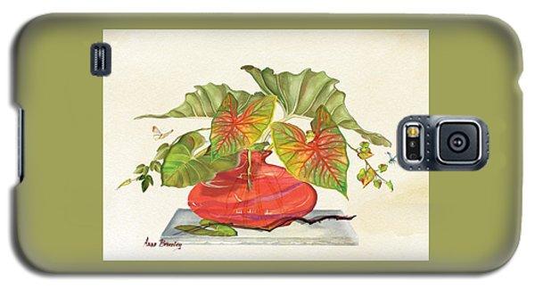 Red Vase Galaxy S5 Case