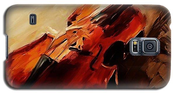 Red Violin  Galaxy S5 Case