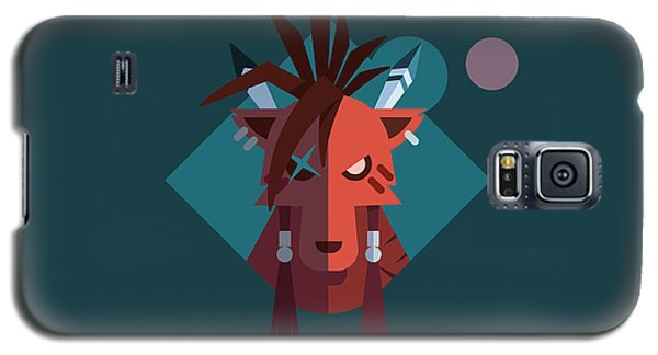Red Xiii Galaxy S5 Case by Michael Myers