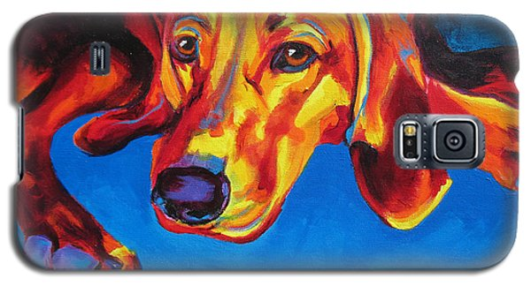 Redbone Coonhound Galaxy S5 Case