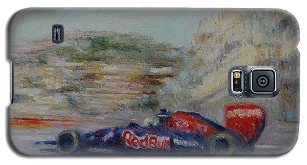 Redbull Racing Car Monaco  Galaxy S5 Case