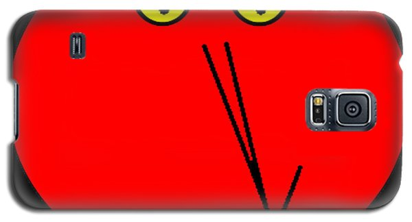 Reddddyyy Galaxy S5 Case by Cletis Stump