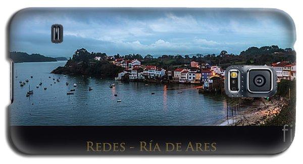 Redes Ria De Ares La Coruna Spain Galaxy S5 Case