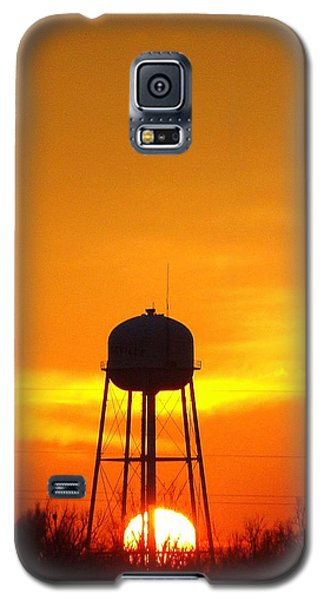 Redneck Water Heater For Whole Town Galaxy S5 Case by J R Seymour