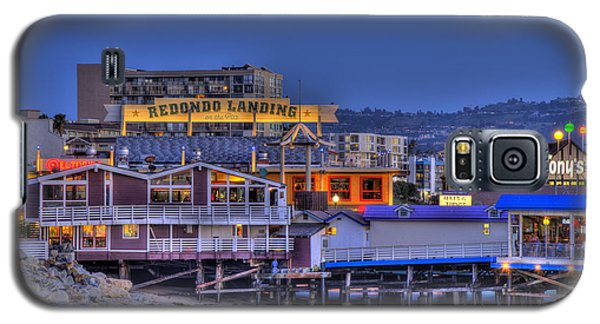 Redondo Landing Galaxy S5 Case by Richard J Cassato