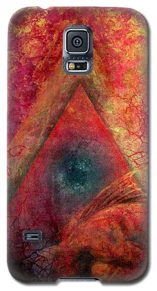 Redstargate Galaxy S5 Case