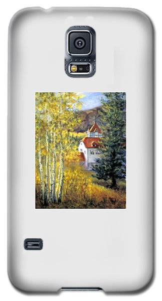 Redstone Inn Galaxy S5 Case