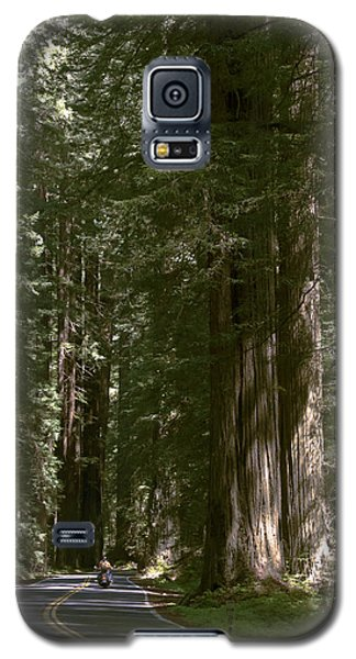 Redwood Highway Galaxy S5 Case by Wes and Dotty Weber