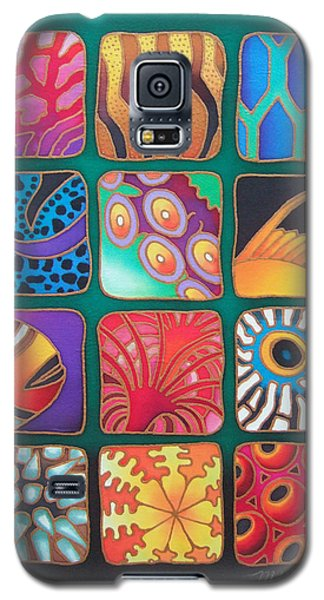 Reef Designs Viii Galaxy S5 Case