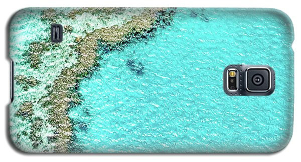 Galaxy S5 Case featuring the photograph Reef Textures by Az Jackson