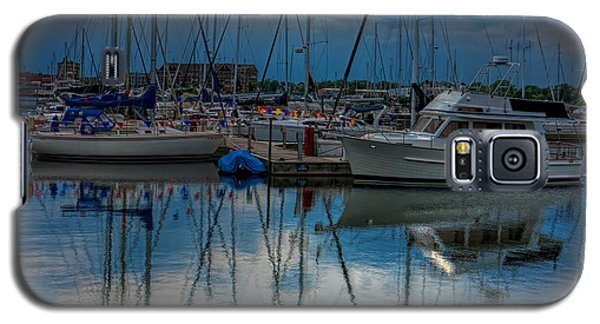 Reefpoint Marina Square Format Galaxy S5 Case