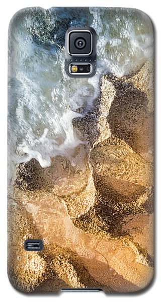 Reefy Textures Galaxy S5 Case