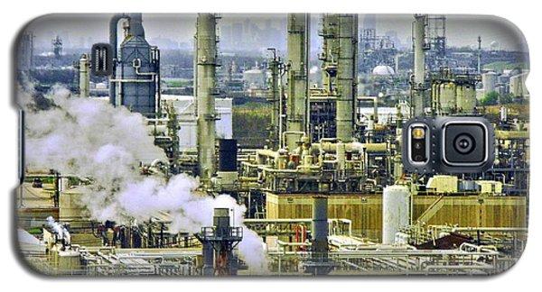 Refineries In Houston Texas Galaxy S5 Case