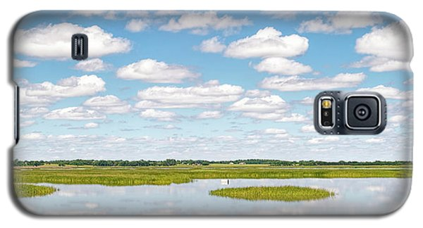 Reflected Clouds - 01 Galaxy S5 Case