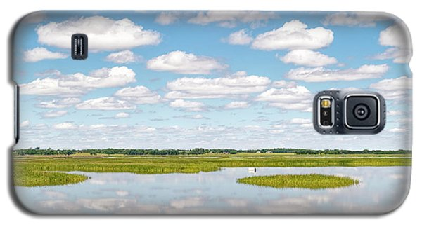 Reflected Clouds - 02 Galaxy S5 Case
