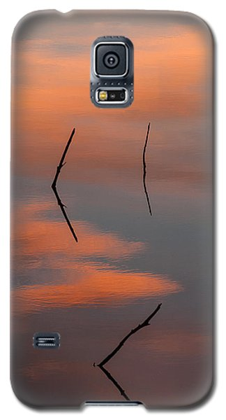 Reflected Sunrise Galaxy S5 Case