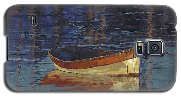 Sold Reflecting At Day's End Galaxy S5 Case by Nancy  Parsons