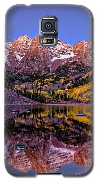 Reflecting Dawn Galaxy S5 Case