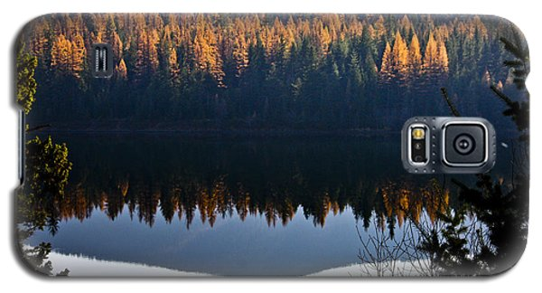 Reflecting On Autumn Galaxy S5 Case