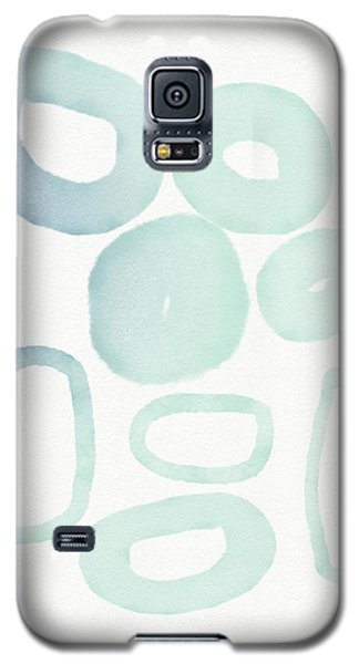 Reflecting Pools- Art By Linda Woods Galaxy S5 Case by Linda Woods