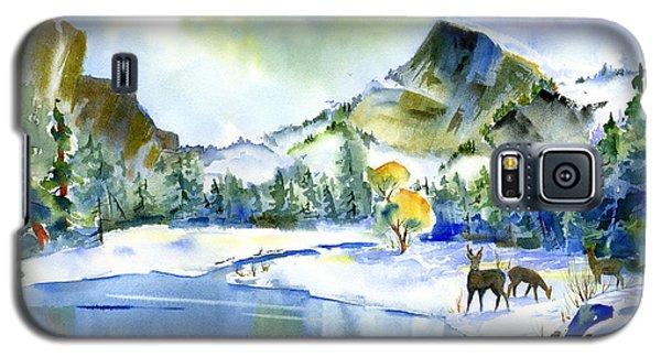 Reflecting Yosemite Galaxy S5 Case