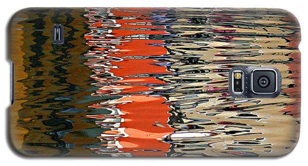 Reflection Abstract 1 Galaxy S5 Case