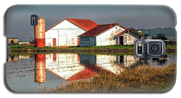 Reflection Barn  Galaxy S5 Case