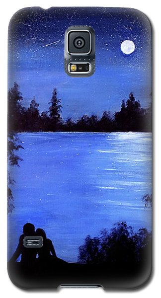 Reflection By The Water Galaxy S5 Case