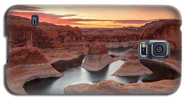 Reflection Canyon Galaxy S5 Case