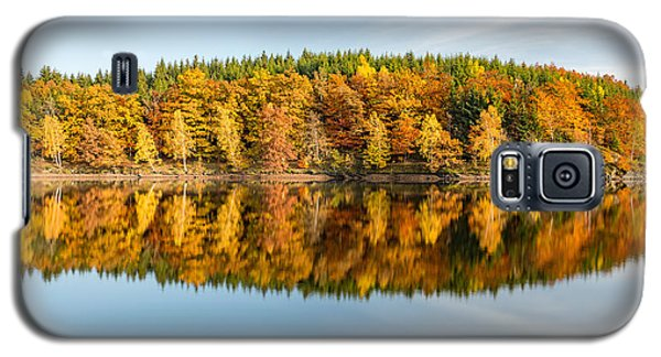 Reflection Of Autumn Galaxy S5 Case