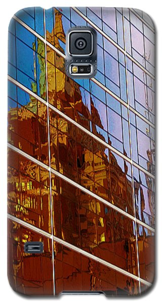 Reflection Of The Past - Tulsa Galaxy S5 Case