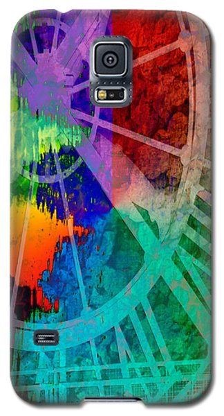 Reflection Of Time Galaxy S5 Case