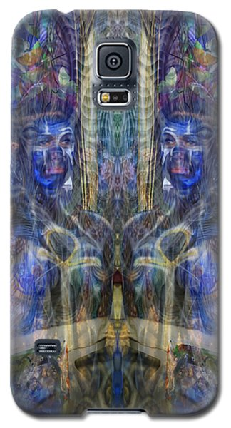 Reflection Refraction Galaxy S5 Case
