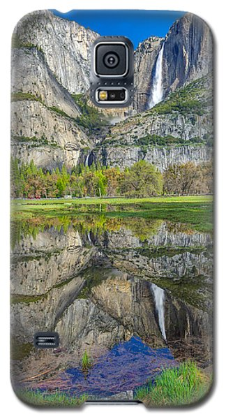 Galaxy S5 Case featuring the photograph Reflection  by Scott McGuire