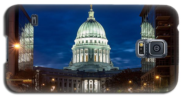 Capitol Building Galaxy S5 Case - Reflection Surrounded by Todd Klassy