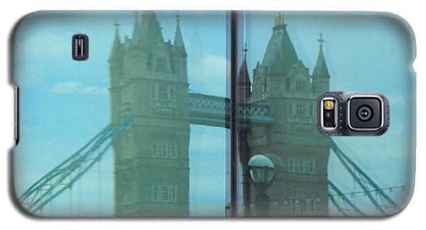 Reflection Tower Bridge Galaxy S5 Case