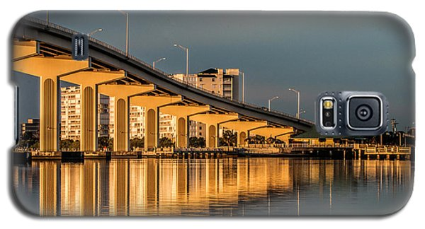 Reflections And Bridge Galaxy S5 Case