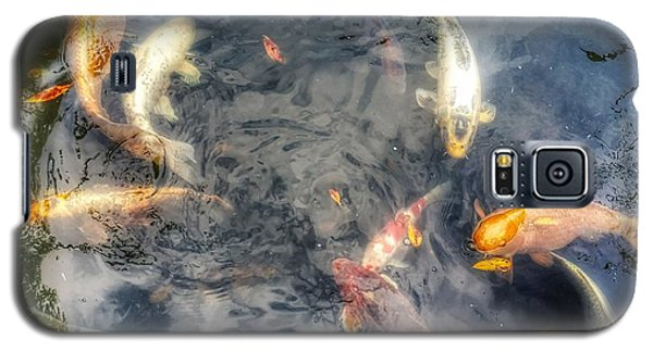 Reflections And Fish 3 Galaxy S5 Case