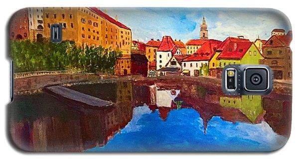 Czech Reflections Galaxy S5 Case